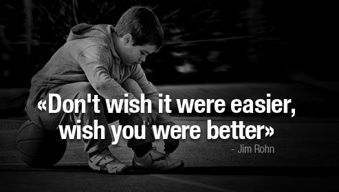 Dont wish easier